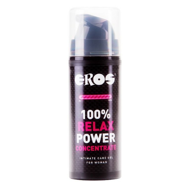 Eros 100% Relax Power Concentrate Woman